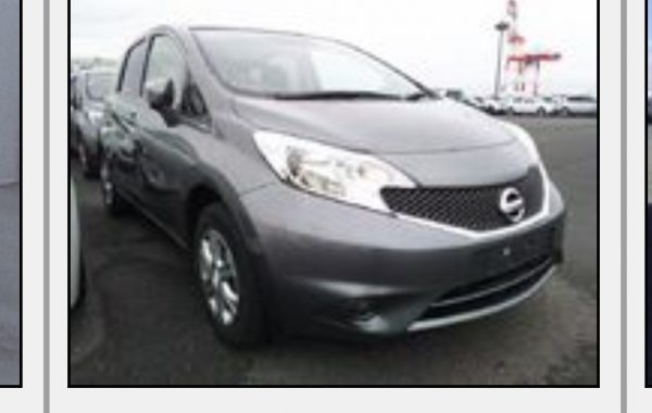 NISSAN NOTE 1,2 AUTOMATIC,MODEL 2015