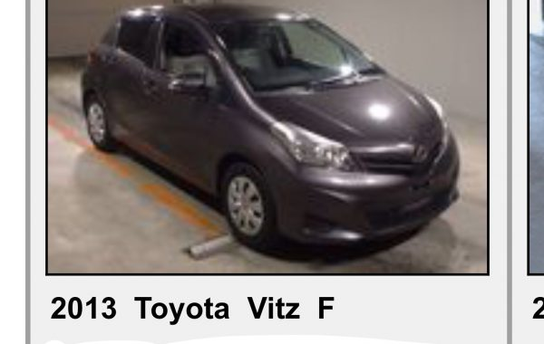 TOYOTA VITS 1,3 AUTOMATIC,MODEL 2013