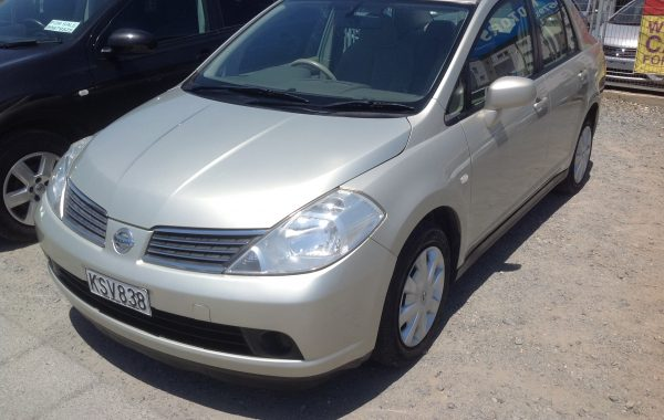NISSAN TIDA 1,5 AUTOMATIC MODEL 2006 EXCELLENT CONDITION ,FULL EXTRAS ,CLIMA CONTROL A/c