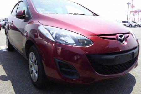 Mazda demio, 1.3, 2014
