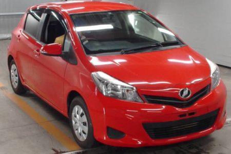 Toyota VITZ, 1.3, 2012