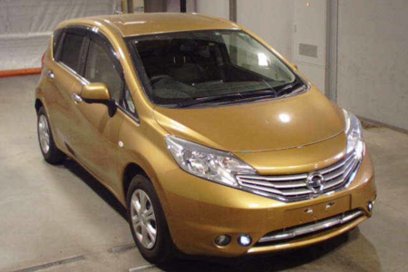 Nissan note 1.2 , 2014