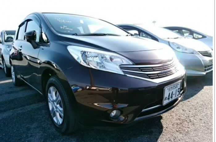 NISSAN NOTE 1,2 2013 AUTOMATIC