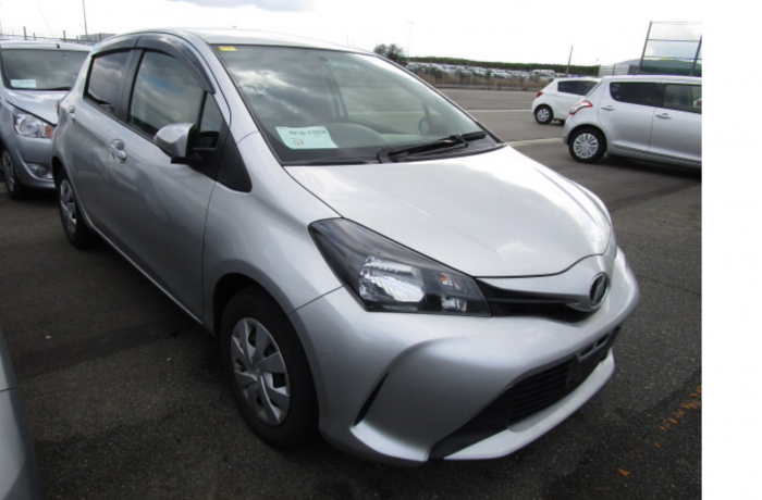 TOYOTA VITS 1.3 AUTOMATIC MODEL 2015