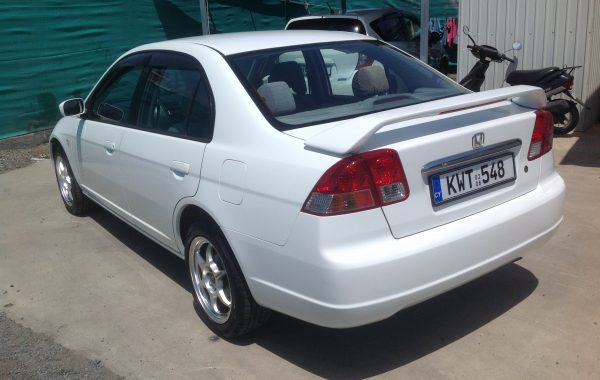 HONDA CIVIC 1.5 MODEL 2006 AUTOMATIC