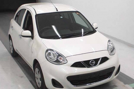 NISSAN MARCH 1,2 AUTOMATIC,MODEL 2016