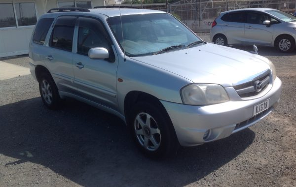MAZDA TRIBUTE 2,0 PETROL AUTOMATIC MODEL 2001