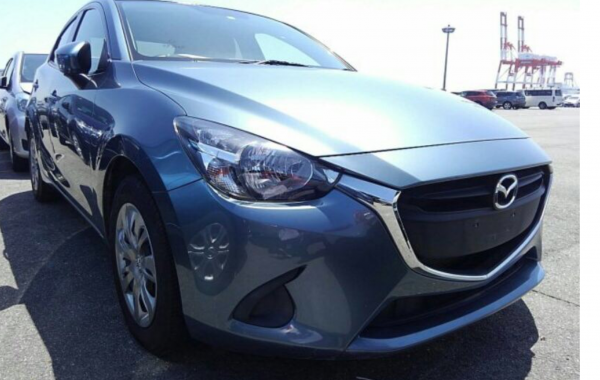 MAZDA DEMIO 1,3 SKYACTIVE AUTOMATIC NEW MODEL 2015