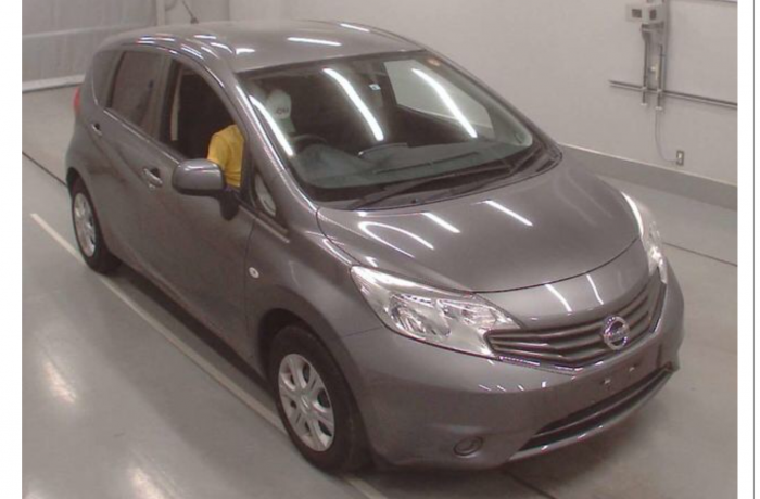NISSAN NOTE 1,2 MODEL 2016 AUTOMATIC